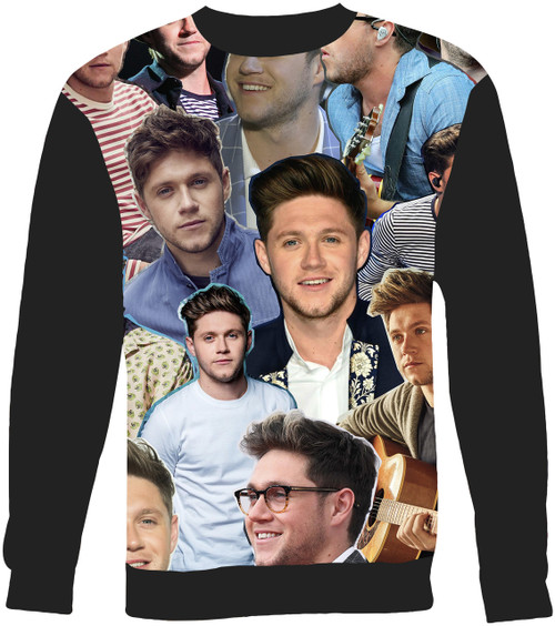 Niall Horan Collage Sweater Sweatshirt