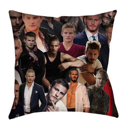 Alexander Ludwig pillowcase