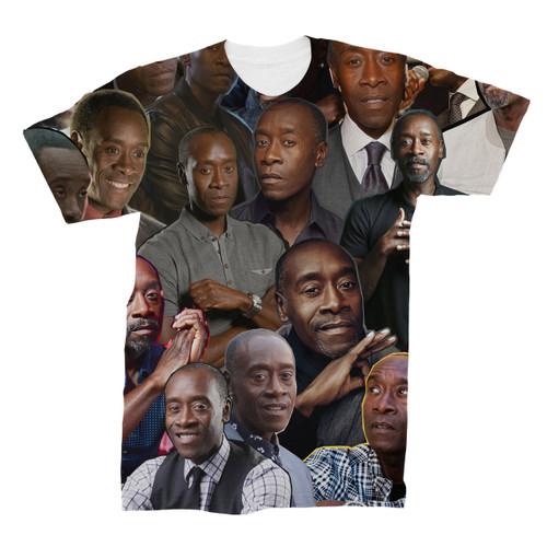 Don Cheadle tshirt