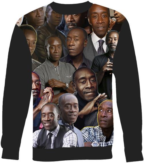 Don Cheadle sweatshirt