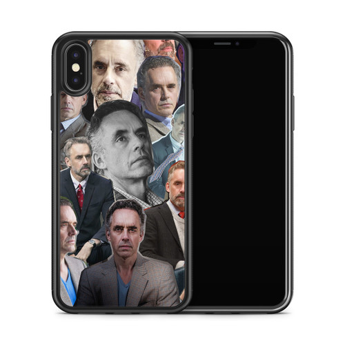 Jordan Peterson phone case x