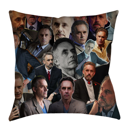 Jordan Peterson pillow case