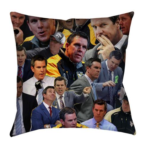 Mike Sullivan Photo Collage Pillowcase