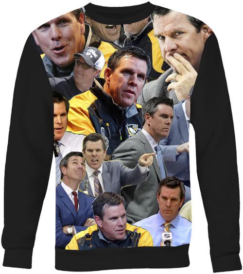 Mike Sullivan Collage Sweater Sweatshirt