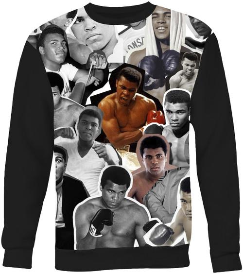 Muhammad Ali Collage Sweater Sweatshirt