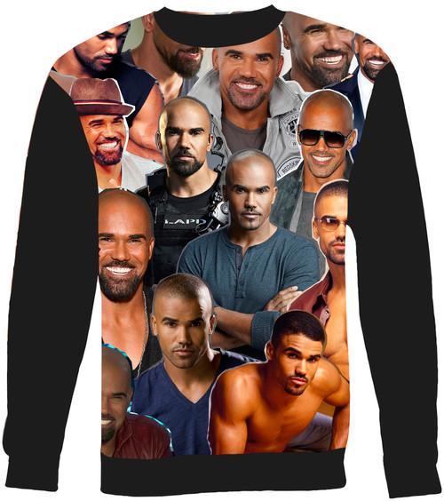 Shemar Moore sweatshirt