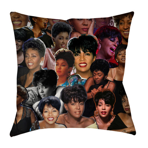 Anita Baker pillowcase