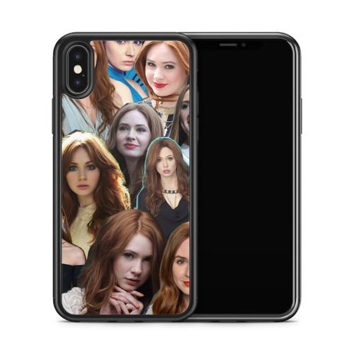 Karen Gillan phone case x