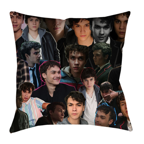 Benjamin Wadsworth pillowcase