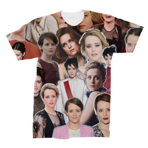 Claire Foy tshirt