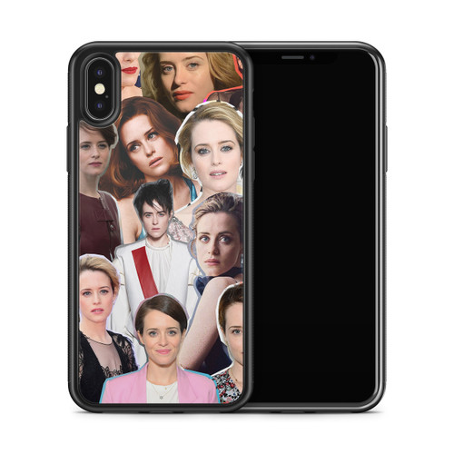 Claire Foy phone case x