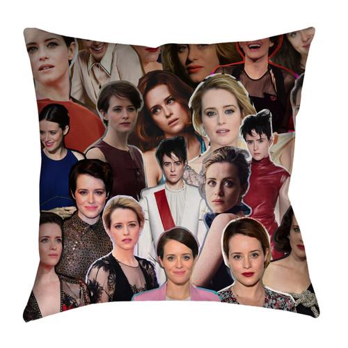 Claire Foy pillowcase