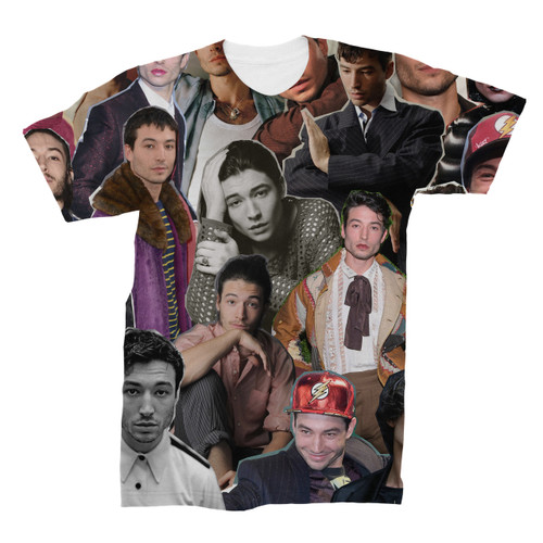 Ezra Miller tshirt