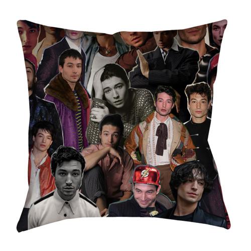 Ezra Miller pillowcase