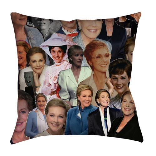 Julie Andrews pillowcase
