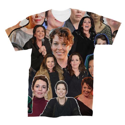 Olivia Colman tshirt
