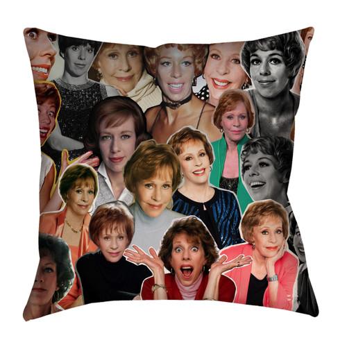 Carol Burnett pillow case