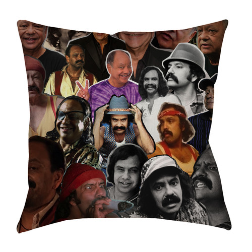 Cheech Marin pillowcase