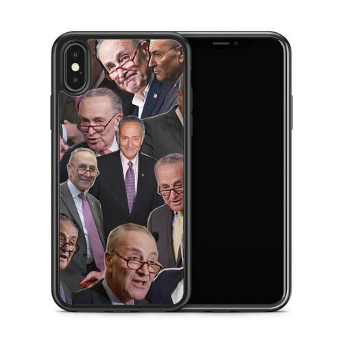 Chuck Schumer phone case x