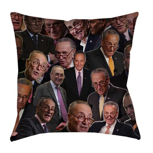 Chuck Schumer pillowcase