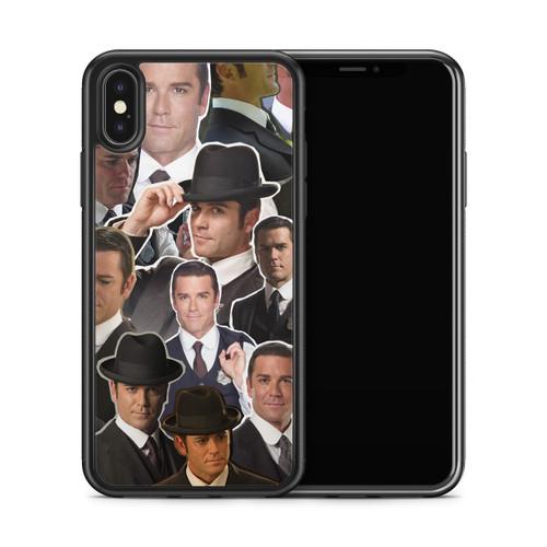 Detective William Murdoch phone case x