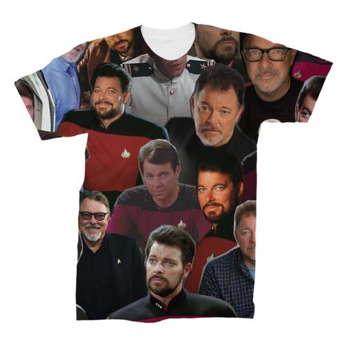 Jonathan Frakes tshirt