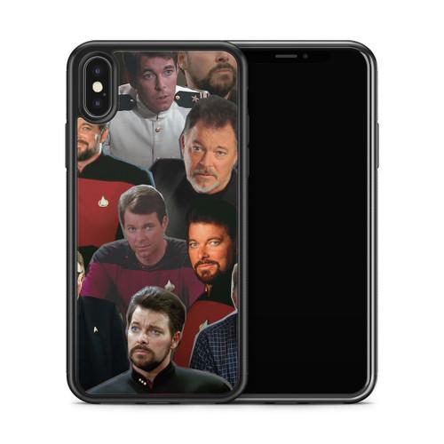Jonathan Frakes phone case x