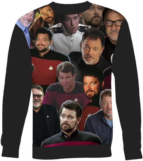 Jonathan Frakes sweatshirt
