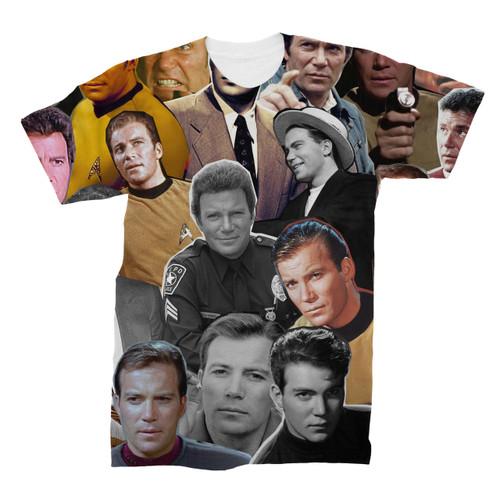 William Shatner tshirt