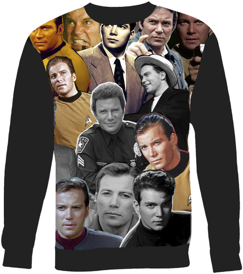 William Shatner sweatshirt