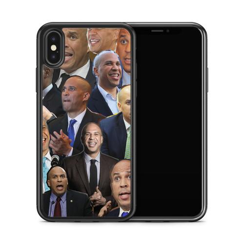 Cory Booker phone case x