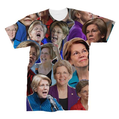 Elizabeth Warren tshirt