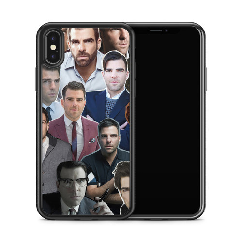 Zachary Quinto phone case x