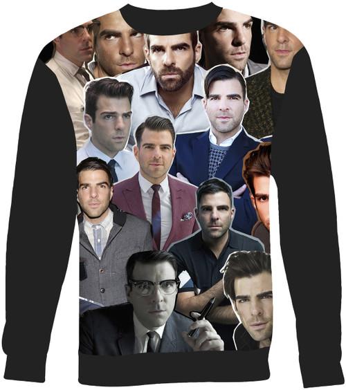 Zachary Quinto sweatshirt