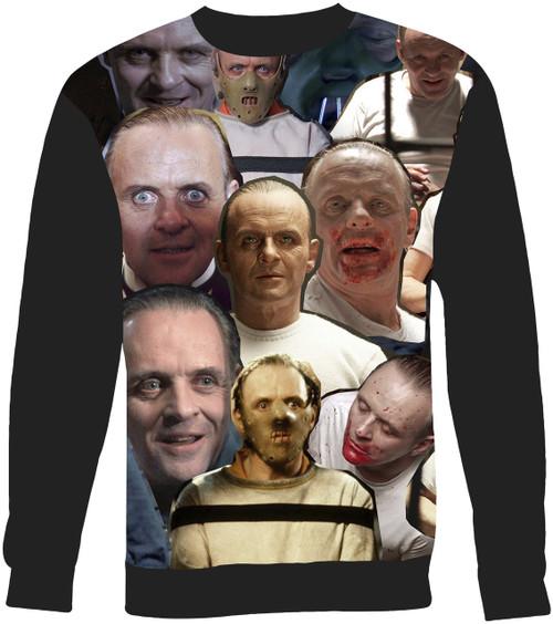 Hannibal Lecter sweatshirt