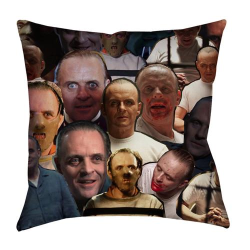 Hannibal Lecter pillowcase