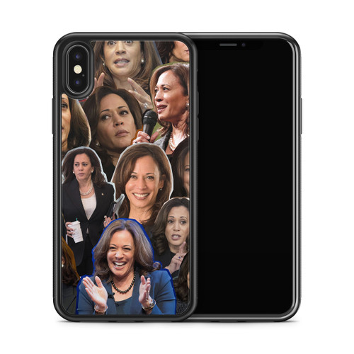 Kamala Harris phone case x