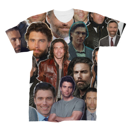 Anson Mount tshirt