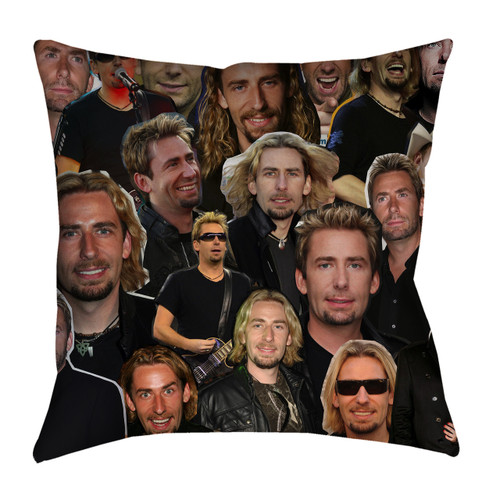 Chad Kroeger pillowcase