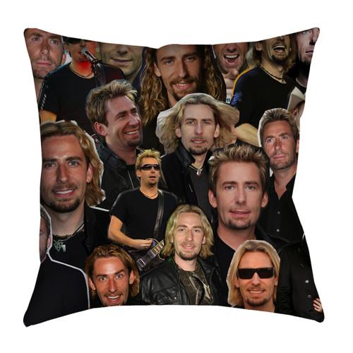 Chad Kroeger pillowcase
