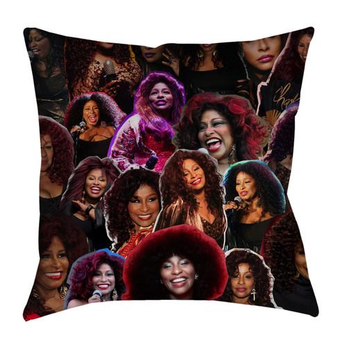 Chaka Khan pillowcase