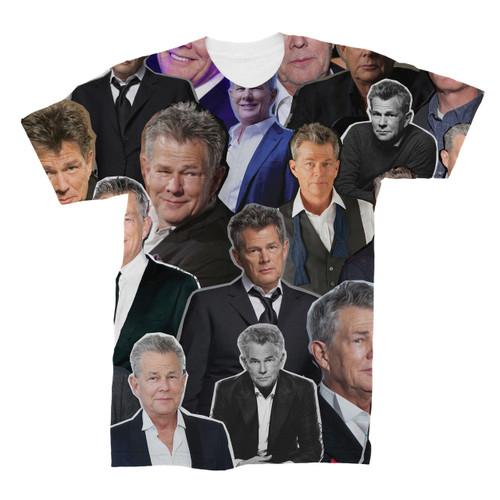 David Foster tshirt