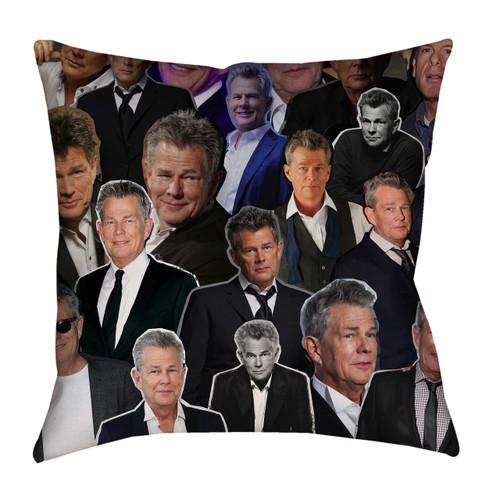 David Foster pillowcase