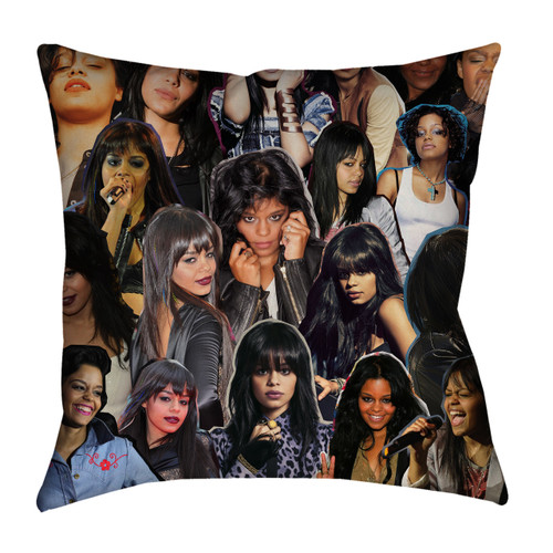 Fefe Dobson pillowcase