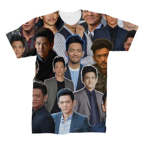 John Cho tshirt