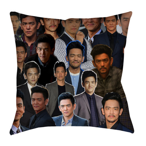 John Cho pillowcase
