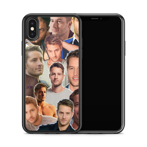 Justin Hartley Phone Case
