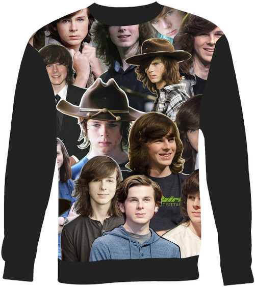 Chandler Riggs sweatshirt