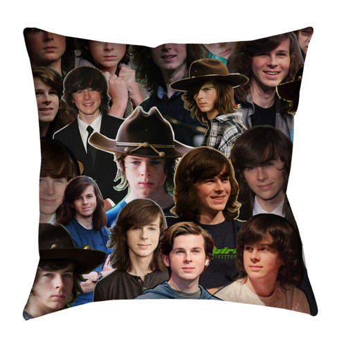Chandler Riggs pillowcase