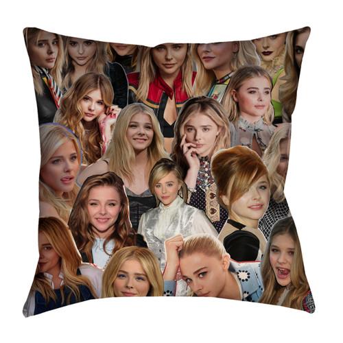 Chloe Grace Moretz pillowcase